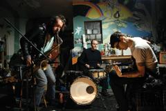 Zs―NYからもっともラディカルなバンド、ジーズが初来日!