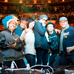 #2 DJ Krush & Prefuse 73 @KOKO