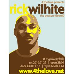 Rick Wilhite & Theo Parrish JapanTour