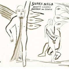 Arrington de Dionyso's Malaikat dan Singa