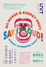 SAY IT LOUD! NO NUKES & ENERGY SHIFT PARTY