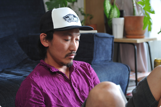 interview with Ken Sumitani