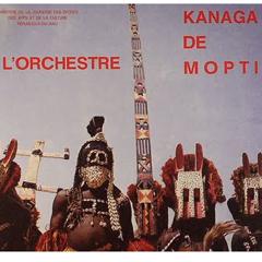 L'Orchestre Kanaga De Mopti
